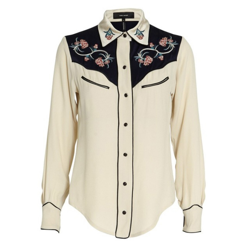 mode ABC - online modelexicon - Westernblouse