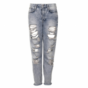 Ripped jeans Mishandelde jeans